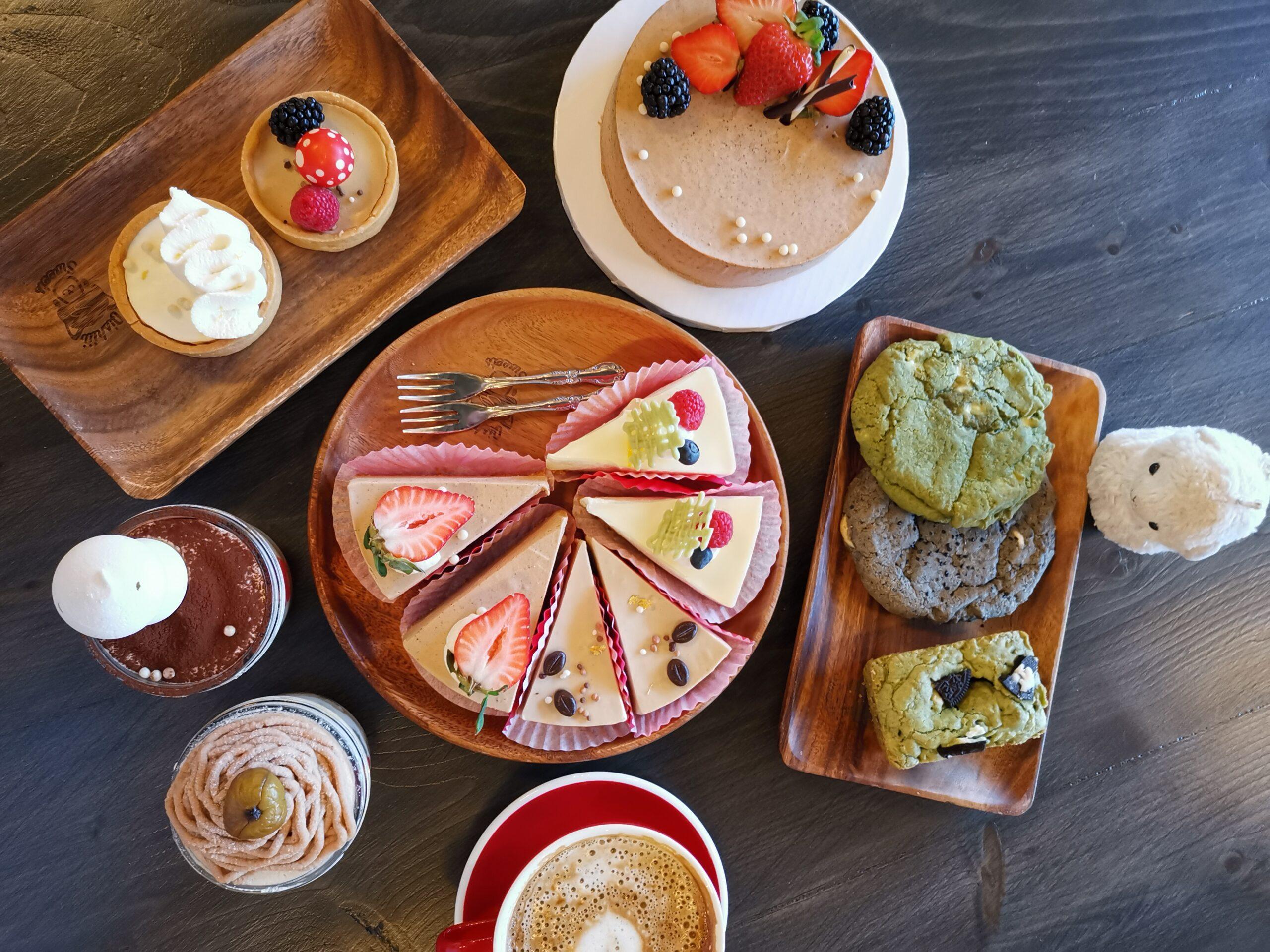 Cafe Bar Desserts