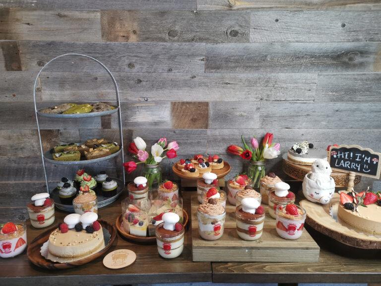 Dessert Shop Oishiii Sweets
