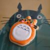 Totoro Halloween Cookie