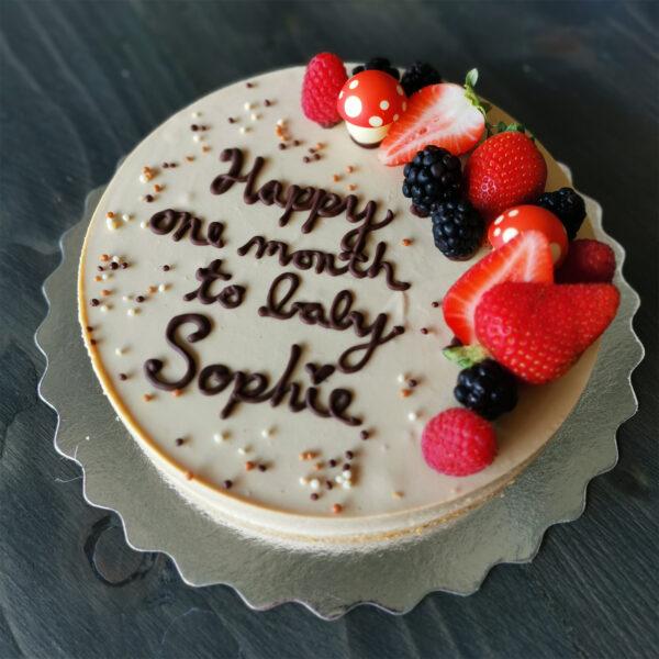 Earl Grey Cake