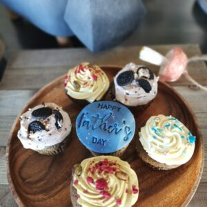 Fathers's Day Cupcakes